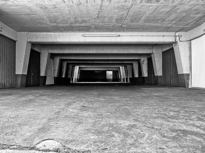 Conductos de Ventilación de Garajes - Desinfección
