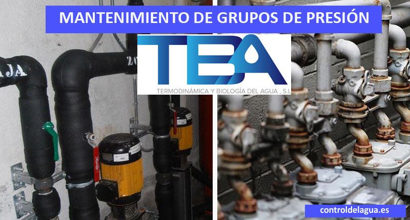 Grupo de presión - TBA Blog