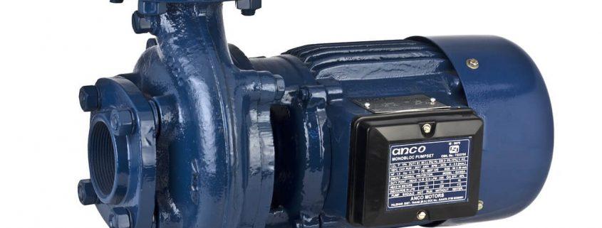 Mantenimiento de bomba de presión de agua