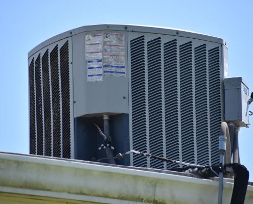 limpieza de conductos de aire acondicionado